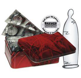 afbeelding 50 transparante condooms