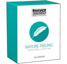 afbeelding Nature Feeling Condooms - 100 Stuks