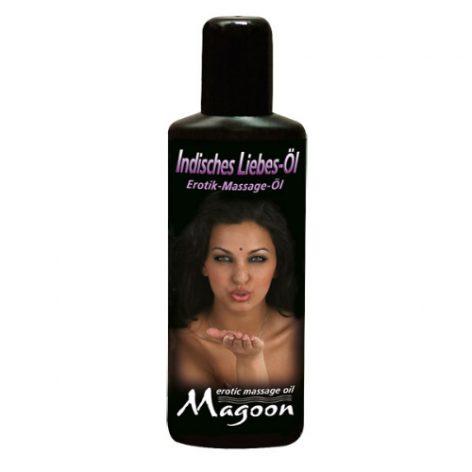 afbeelding Indische Massage-olie