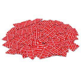 afbeelding 100 stuks London Durex rode condooms