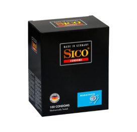 afbeelding Sico Marathon Condooms - 100 Stuks