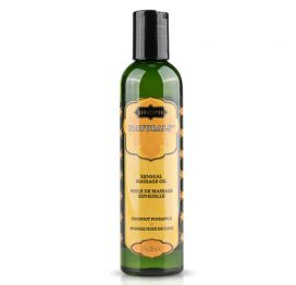 afbeelding Kamasutra Naturals Coconut Pineapple Massage-Olie