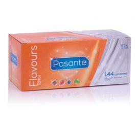 afbeelding Pasante Flavours condooms 144 stuks