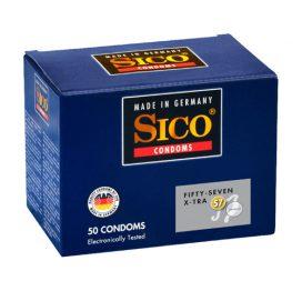 afbeelding Sico X-tra Condooms - 50 Stuks