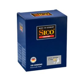 afbeelding Sico X-tra Condooms - 100 Stuks
