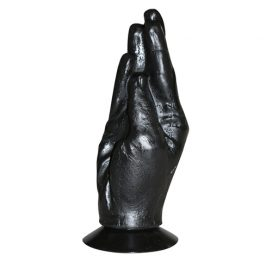 afbeelding All Black Fisting Hand