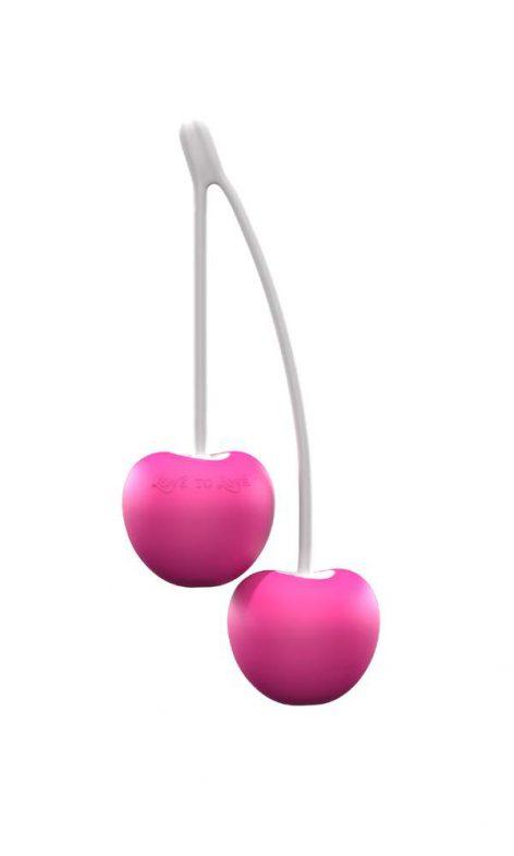 afbeelding Cherry Love Vaginaballetjes