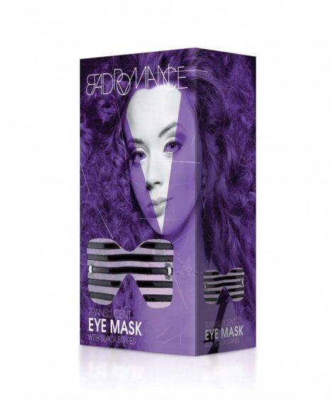 afbeelding Bad Romance - Zwart doorschijnend masker