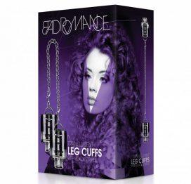 afbeelding Bad Romance - Zwarte doorschijnende beenboeien