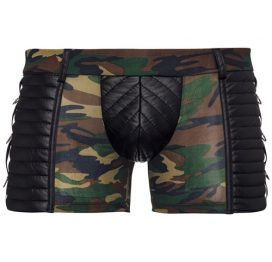 afbeelding Camouflage Boxer Met Wetlook