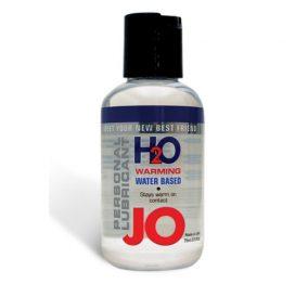 afbeelding System JO H2O Glijmiddel - Warming