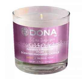 afbeelding Dona Scented massage candle Sassy