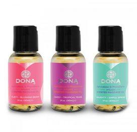 afbeelding Dona geurende massageolie