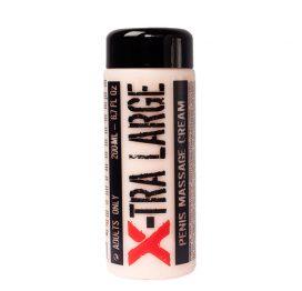 afbeelding X Large Penis Massage Crème