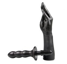 afbeelding TitanMen The Hand Vac-U-Lock Dildo