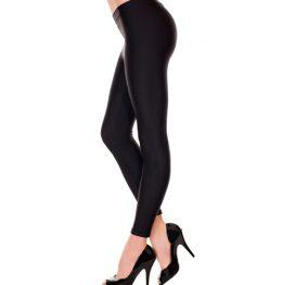 afbeelding Basic Lange Legging - Zwart