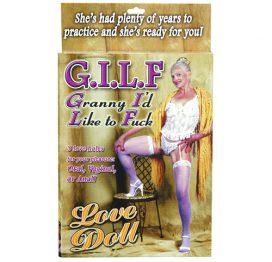 afbeelding G.I.L.F. Love Doll