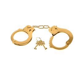 afbeelding Gold Metal Cuffs