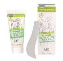 afbeelding HOT Intimate Depilation Cream - Ontharingscrème