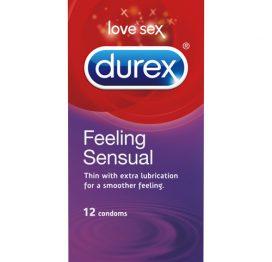 afbeelding Durex Feeling Sensual Condooms 12 Condooms