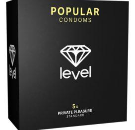 afbeelding Popular Condooms - 5 Stuks
