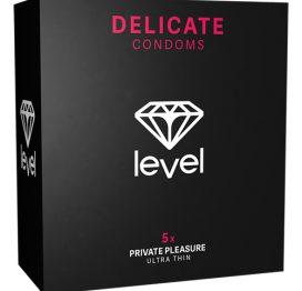 afbeelding Delicate Condooms - 5 Stuks