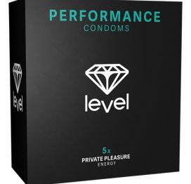 afbeelding Performance Condooms - 5 Stuks