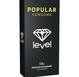 afbeelding Popular Condooms - 10 Stuks