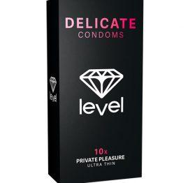 afbeelding Delicate Condooms - 10 Stuks
