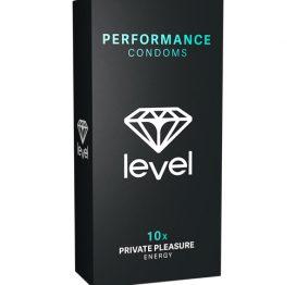 afbeelding Performance Condooms - 10 Stuks