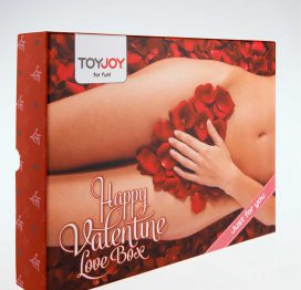 afbeelding 9-delige Happy Valentine Love Box