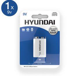 afbeelding Super Alkaline 9V Batterij