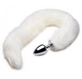 afbeelding Arctic Mink Staart Buttplug