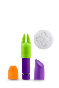 afbeelding Aria Vitality bullet kit (Kleur: Paars)