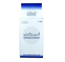afbeelding Shibari Condooms Met Glijmiddel - 12 Stuks