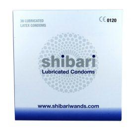 afbeelding Shibari Condooms Met Glijmiddel - 36 Stuks