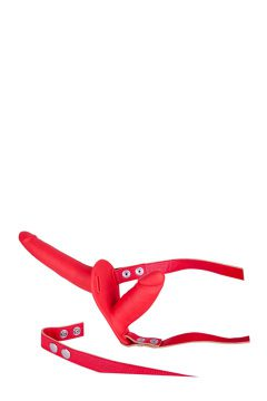 afbeelding Dual climax strap on