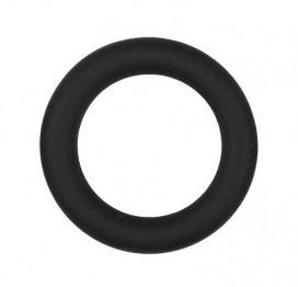 afbeelding Easytoys Siliconen Cockring Medium - Zwart