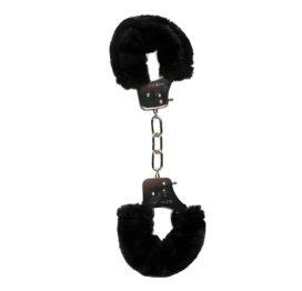 afbeelding Bonten handboeien - zwart