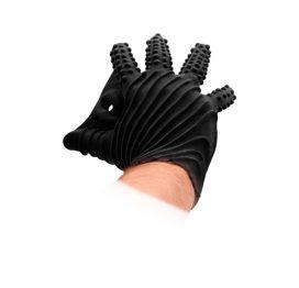 afbeelding Masturbatie Handschoen