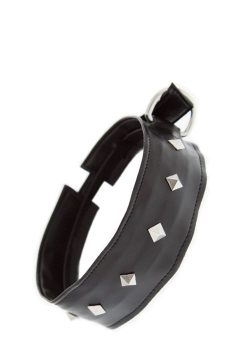 afbeelding GP halsband met studs (Kleine studs)
