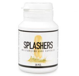 afbeelding Splashers - Capsule Glijmiddel - 20 Stuks