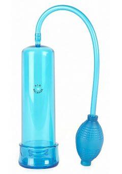 afbeelding Shots Toys Releazy penispomp (Kleur: Blauw)