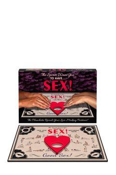 afbeelding Spiritueel sexbord