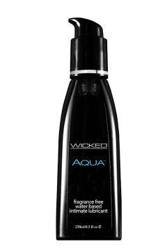 afbeelding Wicked Aqua glijmiddel 250ml