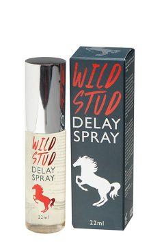 afbeelding Wild Stud orgasme vertragende spray (22ml)
