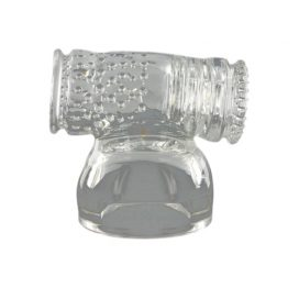 afbeelding Masturbator opzetstuk wandvibrator