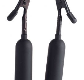 afbeelding Cordless vibrating nipple clamps