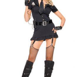 afbeelding Dirty Cop rollenspel outfit