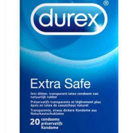 afbeelding Condooms Durex Topsafe 20st